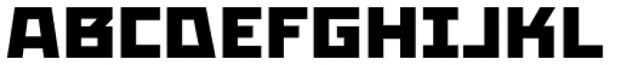 Mayak Extended Bold Font UPPERCASE