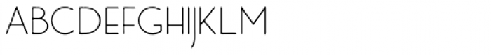 MB Picture House Two Light Font LOWERCASE