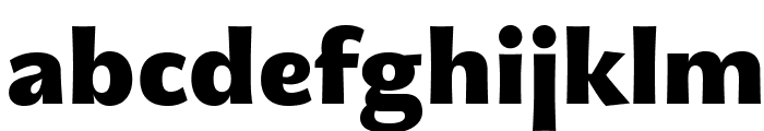 MEgalopolisExtra Font LOWERCASE