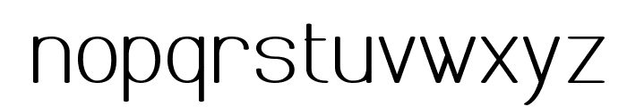 Meichic Font LOWERCASE