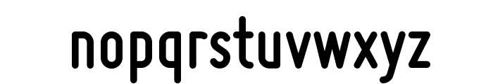 Miso-Bold Font LOWERCASE