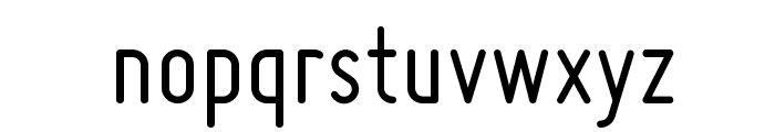 Miso Font LOWERCASE