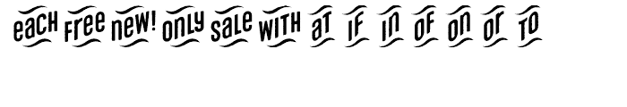 Microbrew Unicase Catchwords Font LOWERCASE