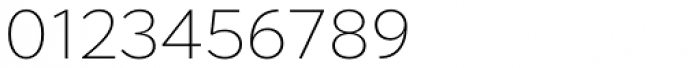 Migrena Grotesque UltraLight Font OTHER CHARS