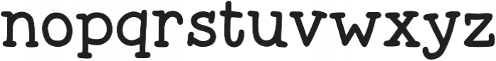 Mother Nature otf (700) Font LOWERCASE