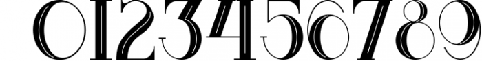 Monophone - Fancy Font Font OTHER CHARS