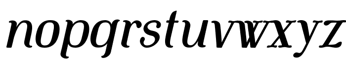 Mount Italic PERSONAL USE ONLY Font LOWERCASE