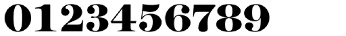 Modern No. 216 Std Heavy Font OTHER CHARS