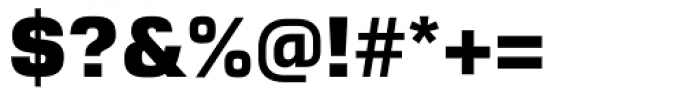 Moire ExtraBold Font OTHER CHARS
