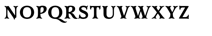 Mr Darcy Bold Font LOWERCASE