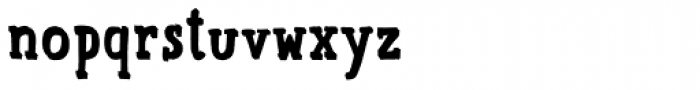 Mr Lucky Background Font LOWERCASE