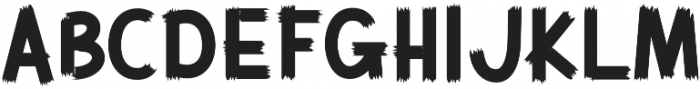 Mutiny CPC Angry otf (400) Font LOWERCASE