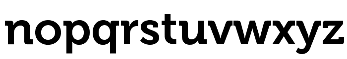 Museo-700 Font LOWERCASE