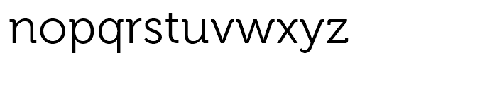 Museo 300 Font LOWERCASE