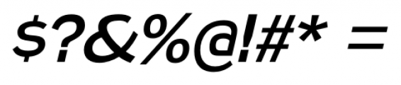 Naked Power Book Italic Font OTHER CHARS