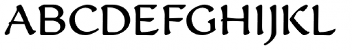 Nature Product Font UPPERCASE