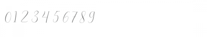 Natural Beauty Font OTHER CHARS