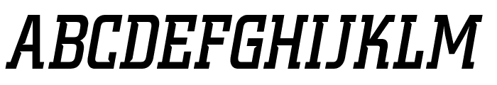 NCAA Baylor Bear Claw Attack Font UPPERCASE