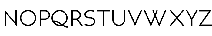 NEOTERIC Font LOWERCASE
