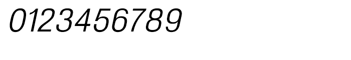 NeoGram Condensed Italic Font OTHER CHARS