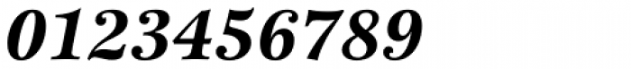 New Esprit Pro Bold Italic Font OTHER CHARS