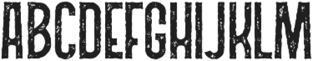 Northern Textured otf (400) Font LOWERCASE