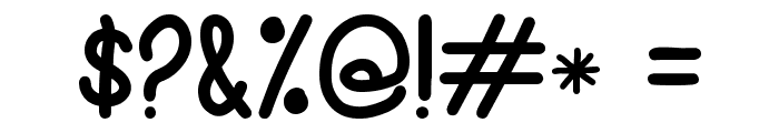 Notarized Openly Script St Font OTHER CHARS