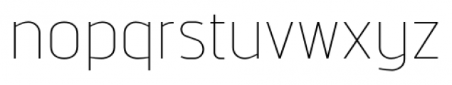 Norpeth Light Font LOWERCASE
