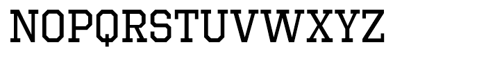 Octin Sports Regular Font LOWERCASE