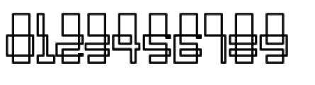 Oddessey 3000 Font OTHER CHARS