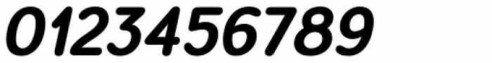 Official Black Italic Font OTHER CHARS