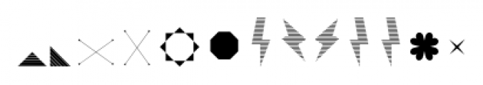 Only You Sexy Icons  Hype Font LOWERCASE