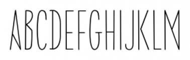 Only You Sexy Light Font LOWERCASE