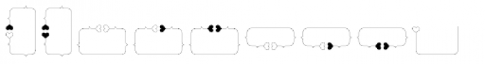Only You Icons Lovely Font LOWERCASE