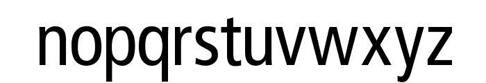 OPTIFranz-FiftySeven Font LOWERCASE