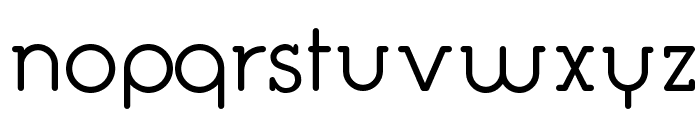 Opificio Serif Rounded Font LOWERCASE
