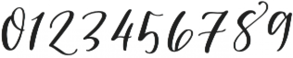 Oriole otf (400) Font OTHER CHARS