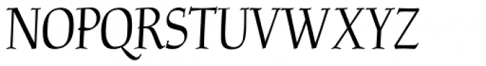 P22 Plymouth Font UPPERCASE