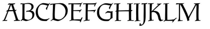 P22 Tyndale Font UPPERCASE