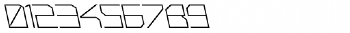 Phuture Sqrd Clsd A Italic Font OTHER CHARS