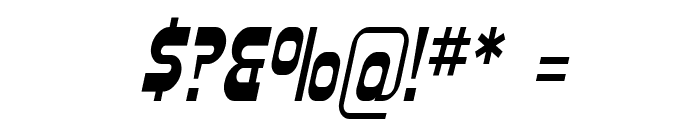 Plasmatica Cond Italic Font OTHER CHARS