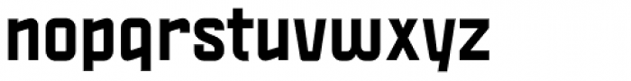 Politica ExtraBold Font LOWERCASE