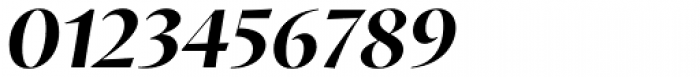 Proza Display Bold Italic Font OTHER CHARS