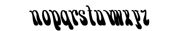 PsychedelicSmoke Cn Bold Font LOWERCASE