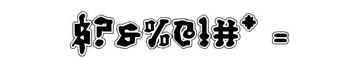 Quest Knight Academy Font OTHER CHARS