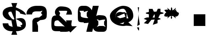 Quropa Font OTHER CHARS