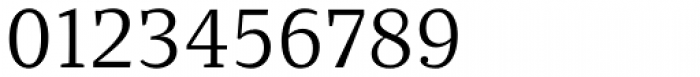 Quercus 10 Book Font OTHER CHARS