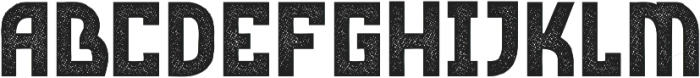 Red Storm Rusty ttf (400) Font LOWERCASE