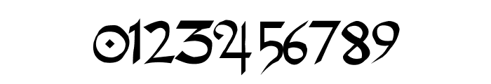 RhymeChronicle1494 Font OTHER CHARS