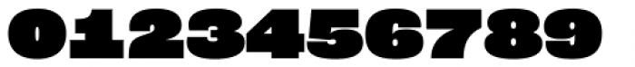 Roc Grotesk Wide Heavy Font OTHER CHARS